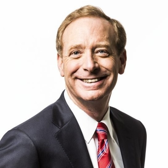 Brad Smith - VP of Microsoft