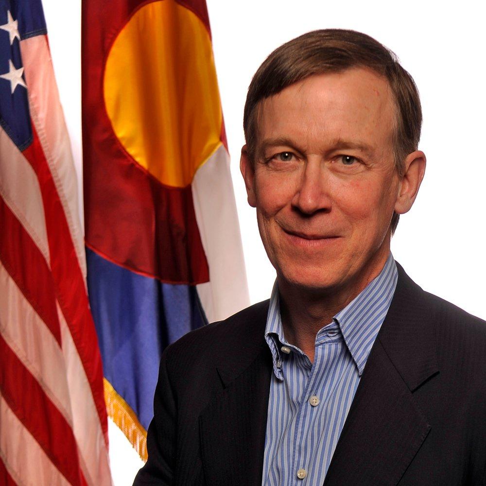 John Hickenlooper - Former Governor of Colorado