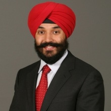 Honorable Navdeep Bains - Canada's Minister of Innovation, Science and Economic Development