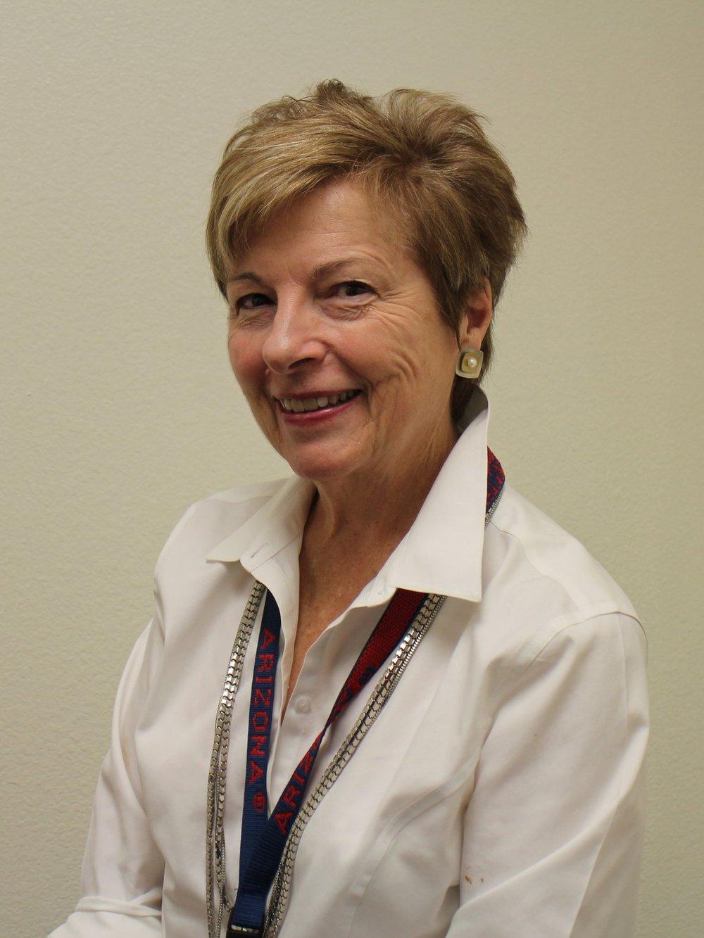Stephanie Jacobson - Phoenix Union High School Site Coordinator