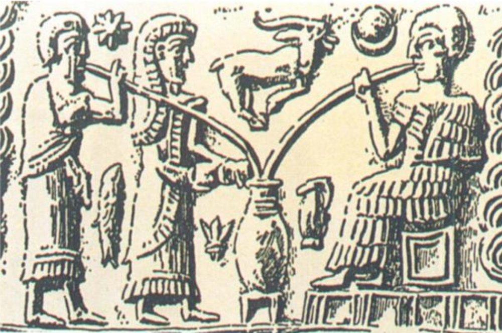 Sabias que o ser humano já utiliza palhinhas há pelo menos 5000 anos? -