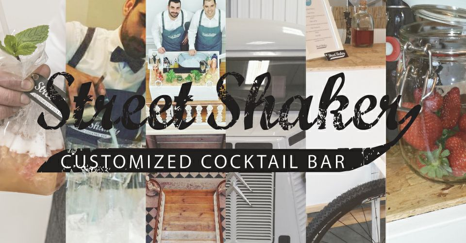 Street Shaker   A Street Shaker é uma empresa especializada em serviços de bar .