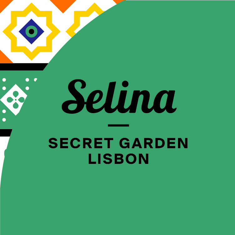 Selina Secret Garden | Lisboa  A paradise for travelers, travelers and explorers.