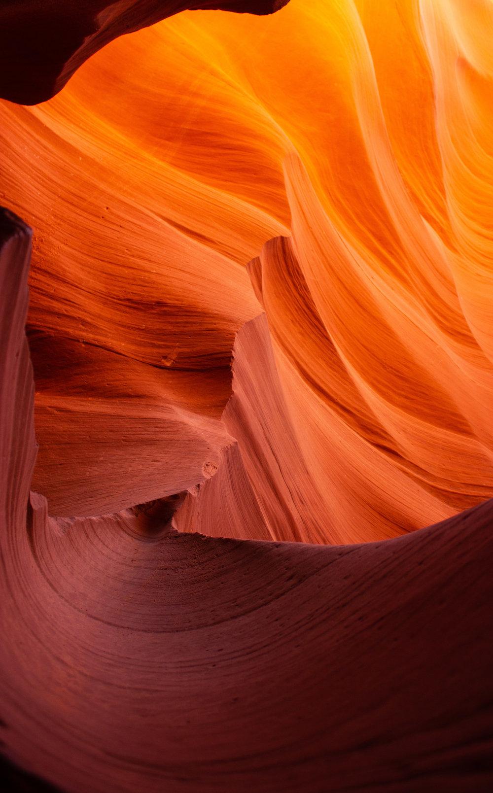 antelope canyon-photography