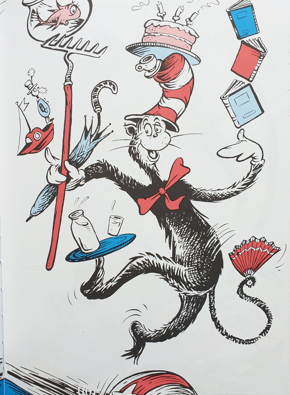© 1957 by Dr. Seuss