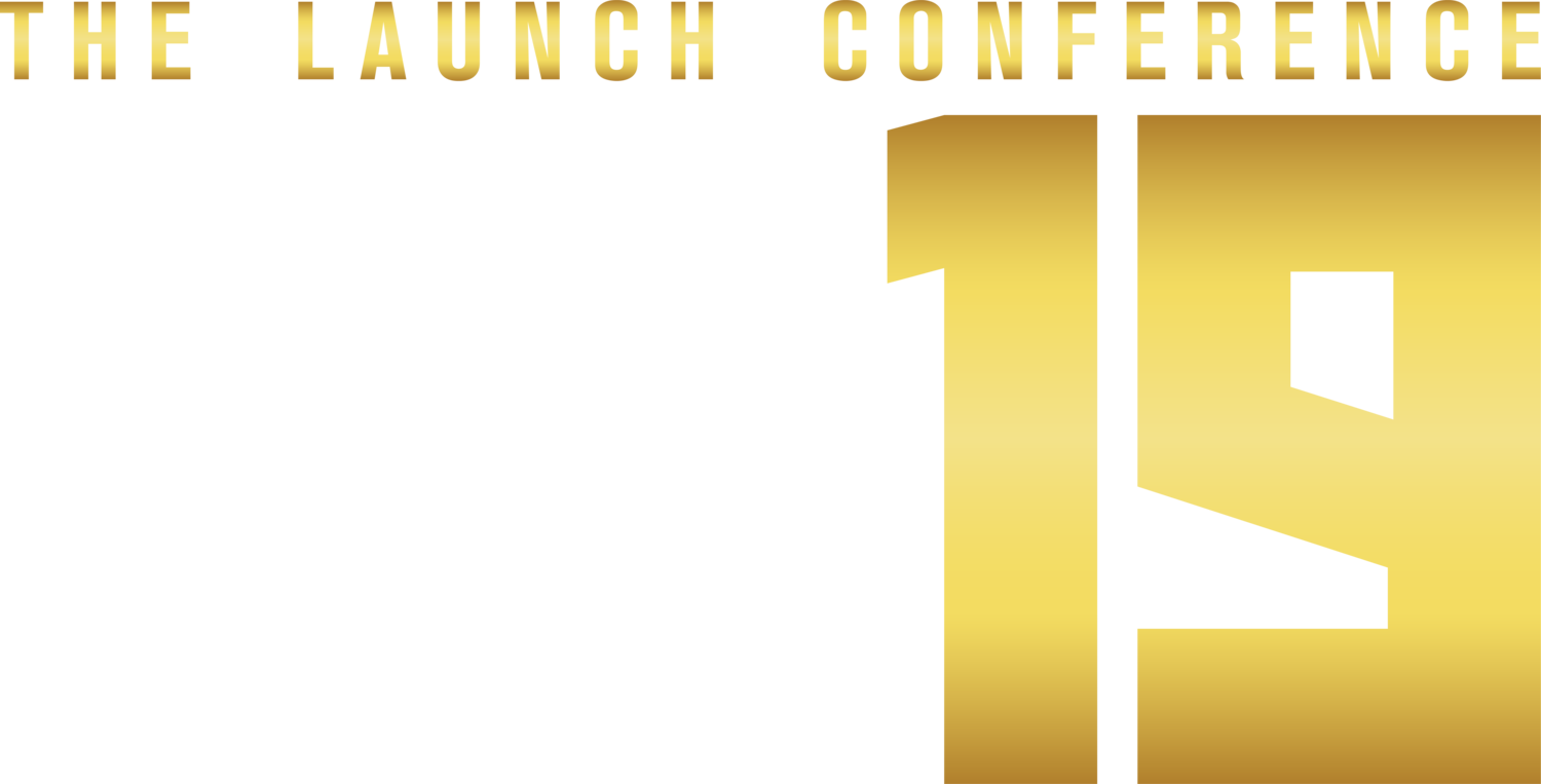 The Launch Conference 2019