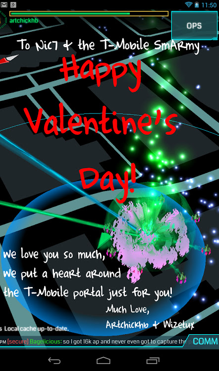 SmArmyValentine from 2013