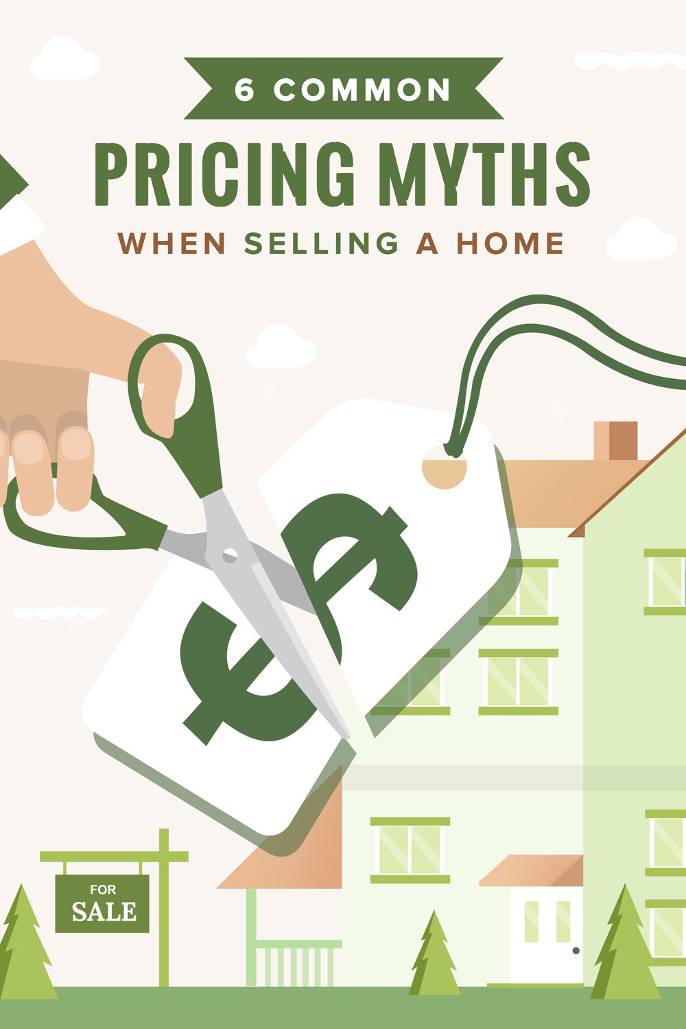 Stop Believing These 6 Common Pricing Myths When You Sell Your Home in El Paso TX