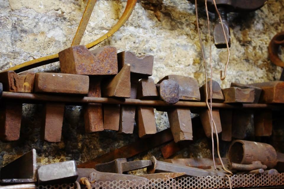 Hot-Metal-Works-Blacksmith-London-Swage