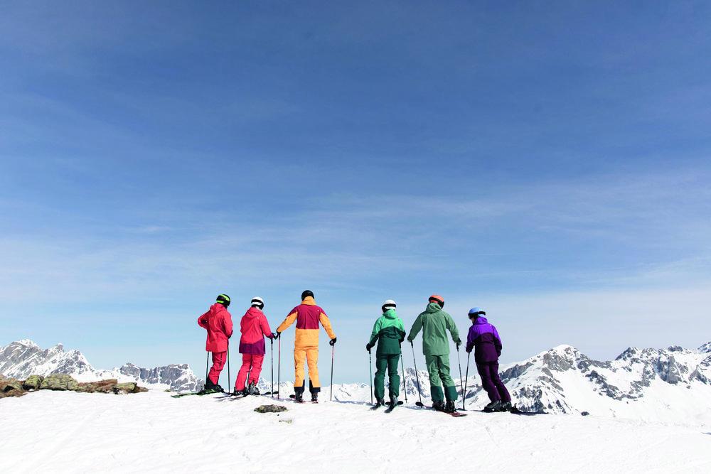 Verbier ski passes -