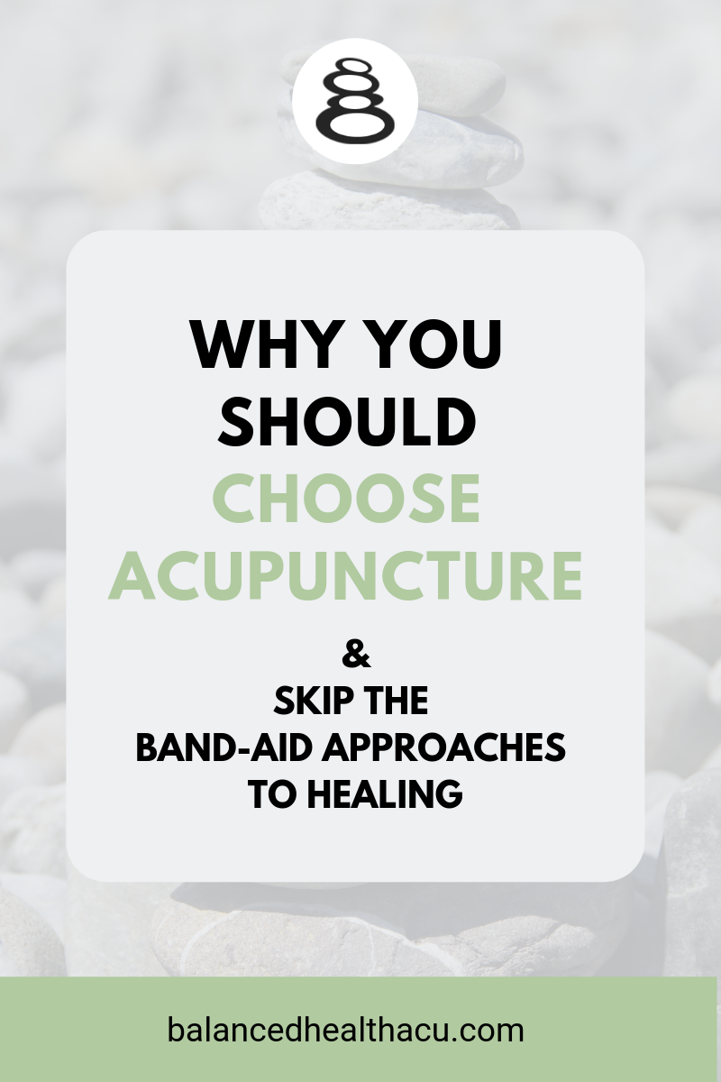 Acupuncture is a great treatment option for pain, stress, anxiety, sleep disturbances and more but find out what truly makes this medicine stand out from the rest.