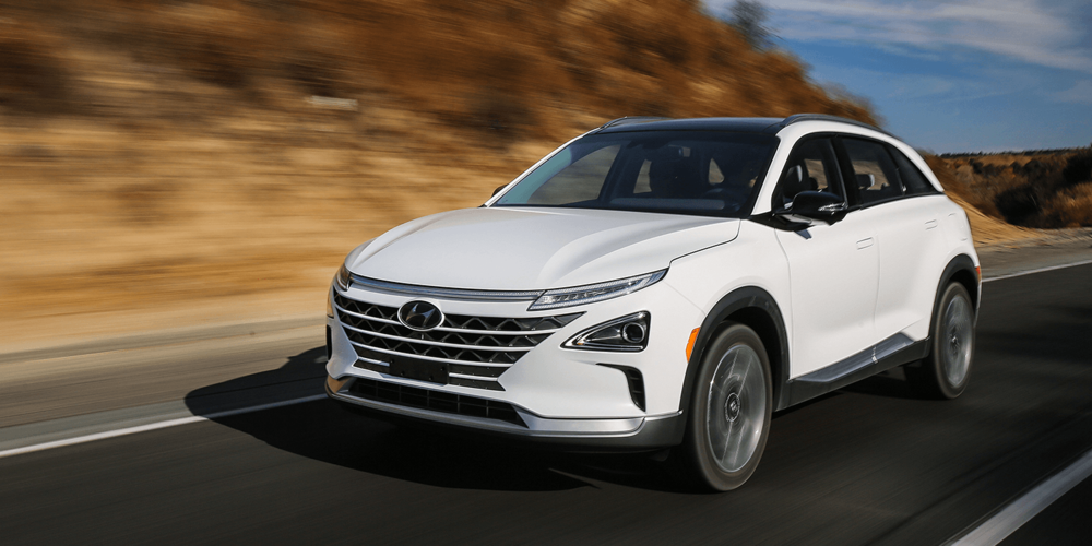 Hyundai NEXO Fuel Cell