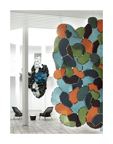 Clouds by Ronan and Erwan Bouroullec for Kvadrat