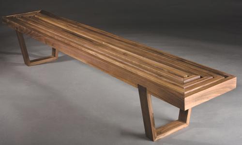 Low Craftsman Bench