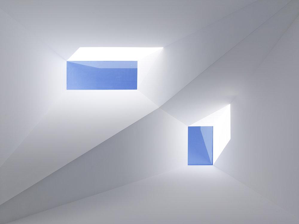 Main Living Room Double Skylight
