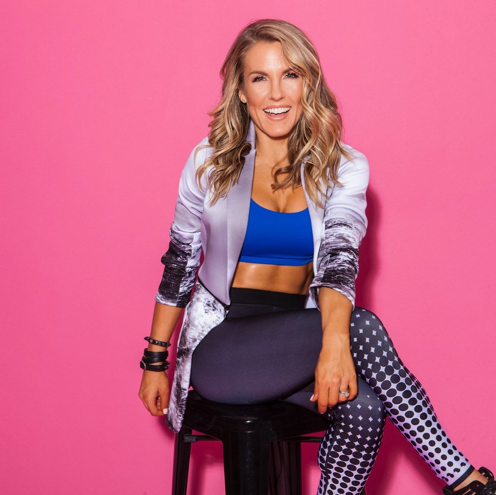 ANNA KAISER - Celebrity Trainer + Fitness Entrepreneur