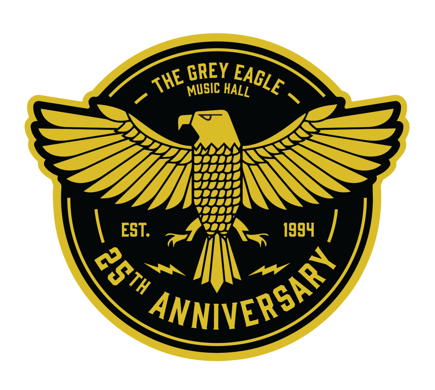 The Grey Eagle 25th Anniversary