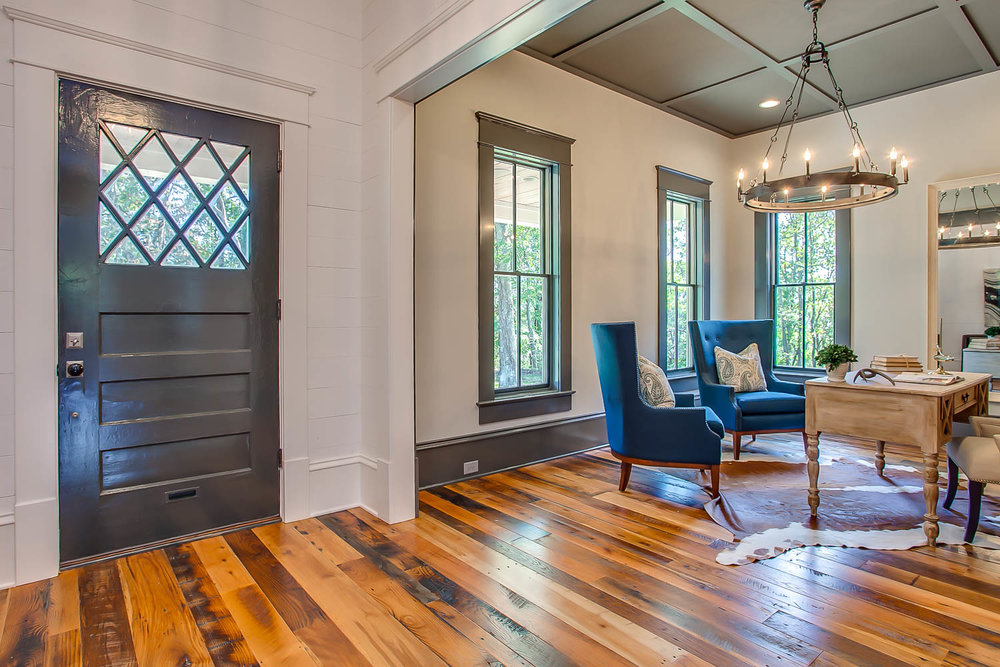 Floored. - One-Of-A-Kind Hardwood Floors made from one of a kind wood. We offer turnkey installation and we also ship the flooring if you have your own installer.