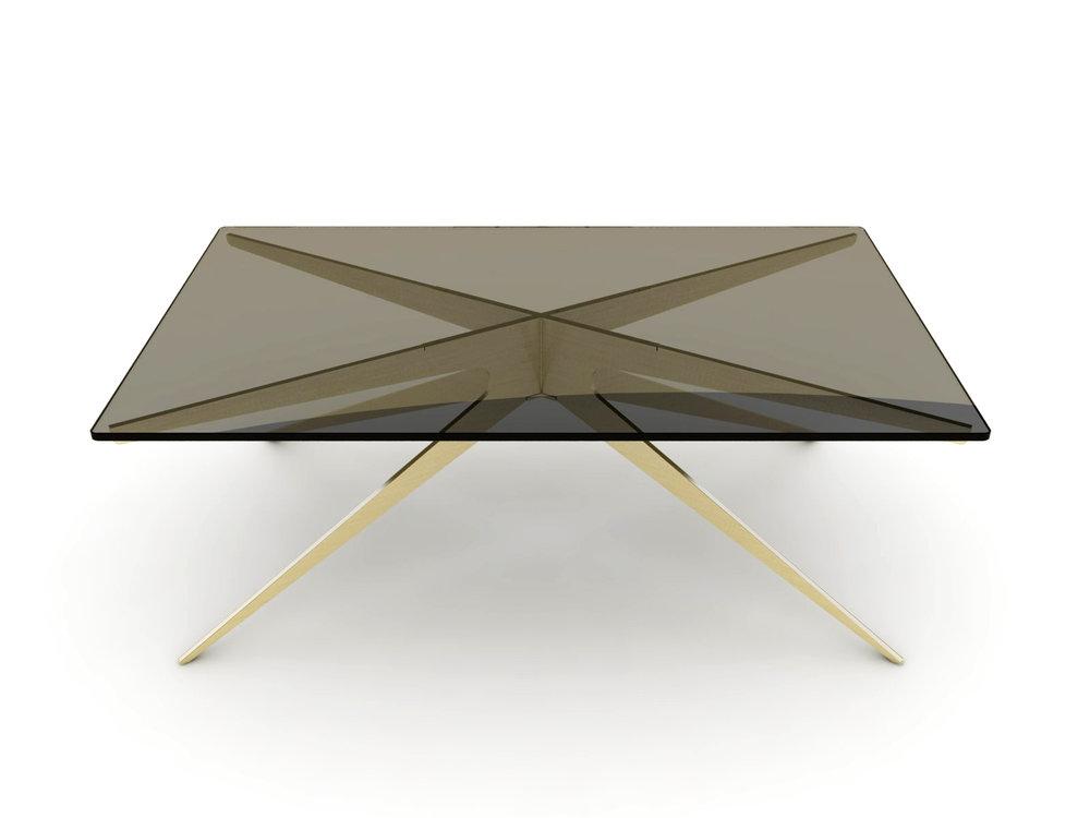 DEAN Rectangular Coffee Table - Brass: Bronzed.jpg