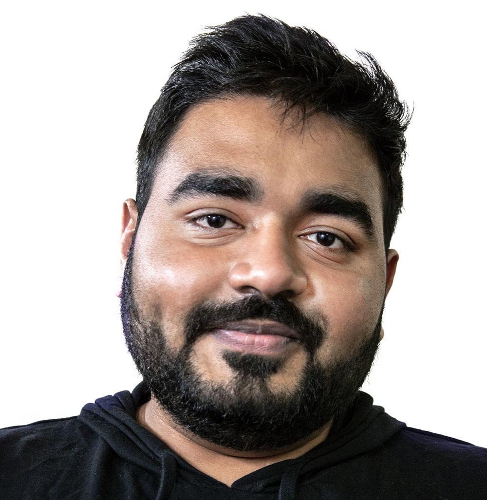 Akshat Jain - Research Engineer & Software Ninja