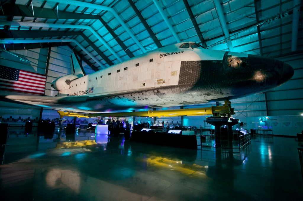Endeavor Shuttle, California Science Center