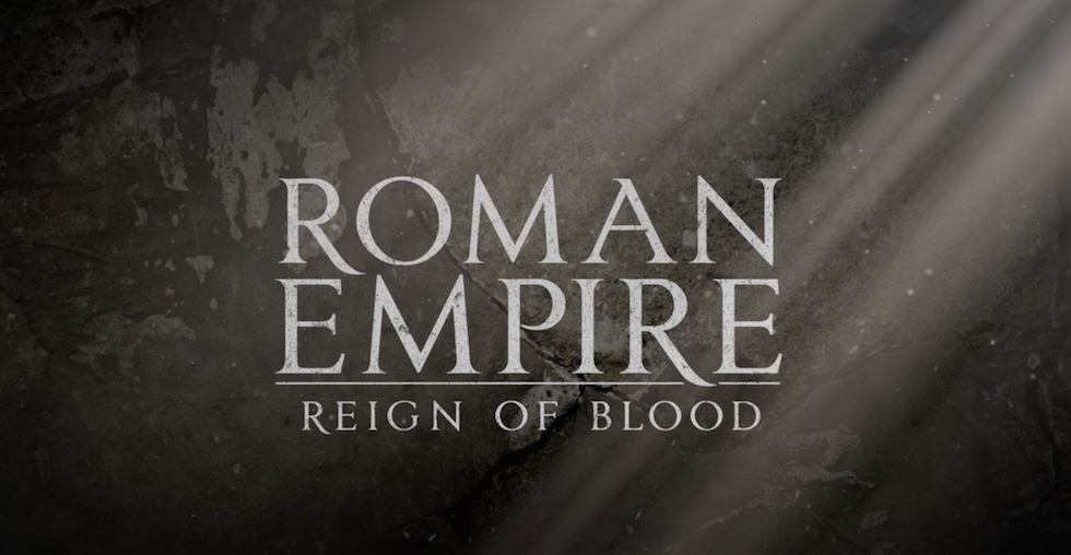 Roman Empire: Reign of Blood (2016) - Writer/Post Producer - NETFLIX