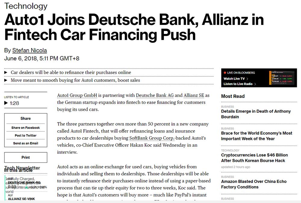 2018.06.06 - Auto1 joins Deutsche Bank.png