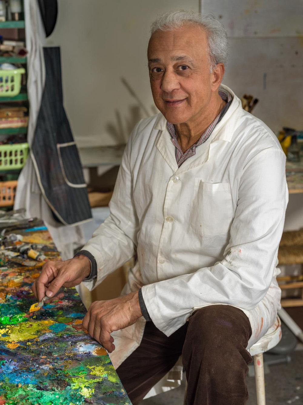 نزار ضاهر - و تبقى هناك اللوحة الأجمل، فإنها لن ترسم أبدا