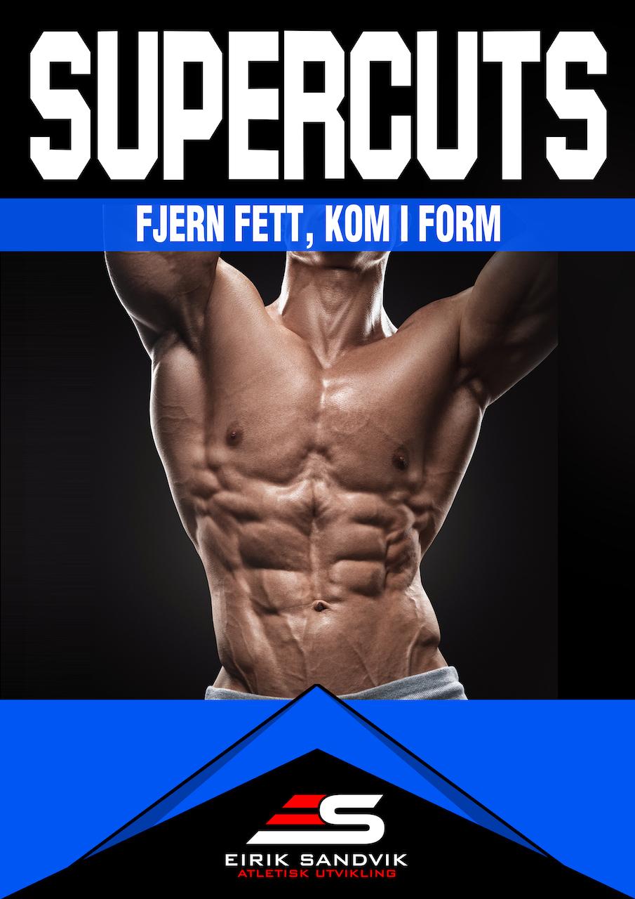 SUPERCUTS - Fokus: Fettforbrenning og styrke