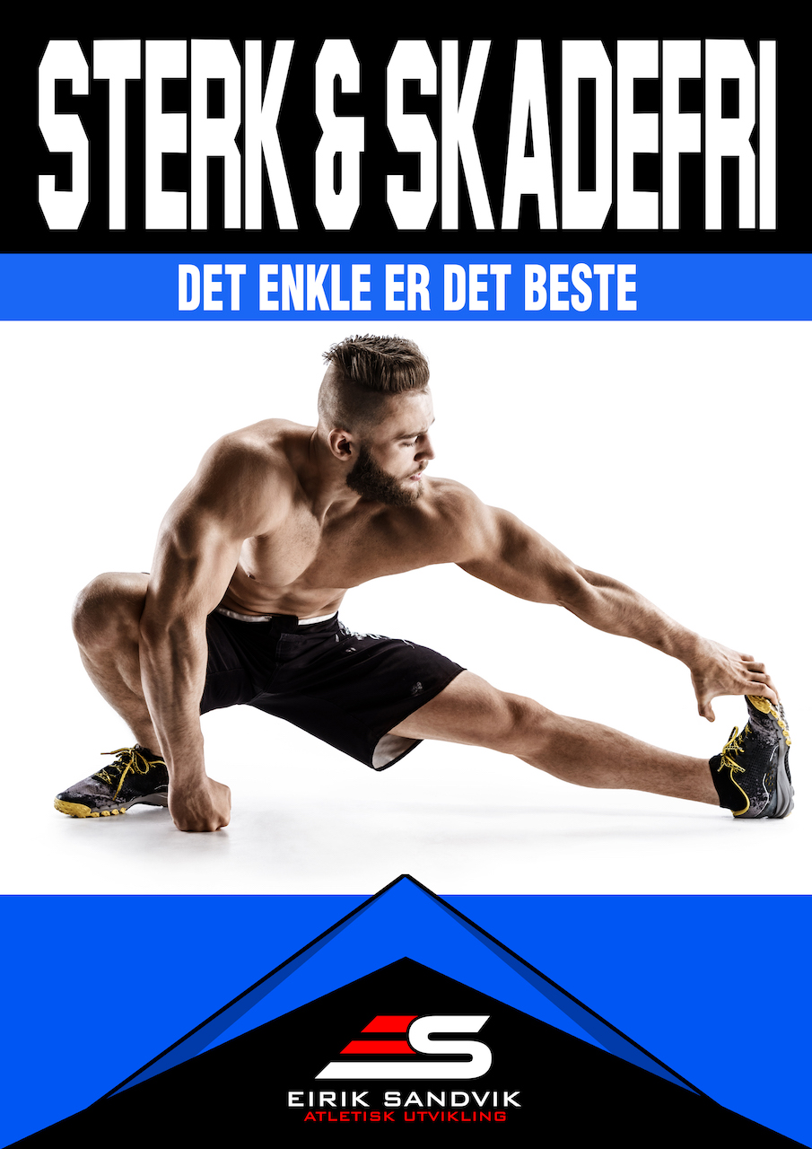 STERK & SKADEFRI - Fokus: Styrke og skadeforebygging