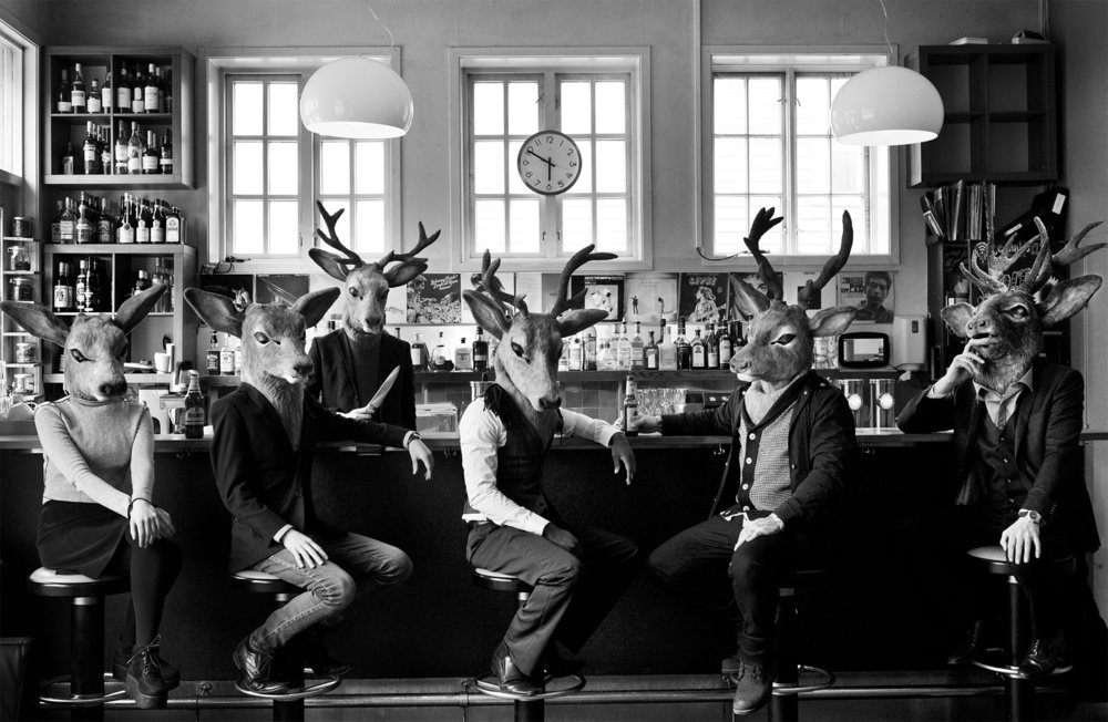 Commissioned by Verdensteatret, a bar located in Northern Europe´s oldest cinema in continuous operation.