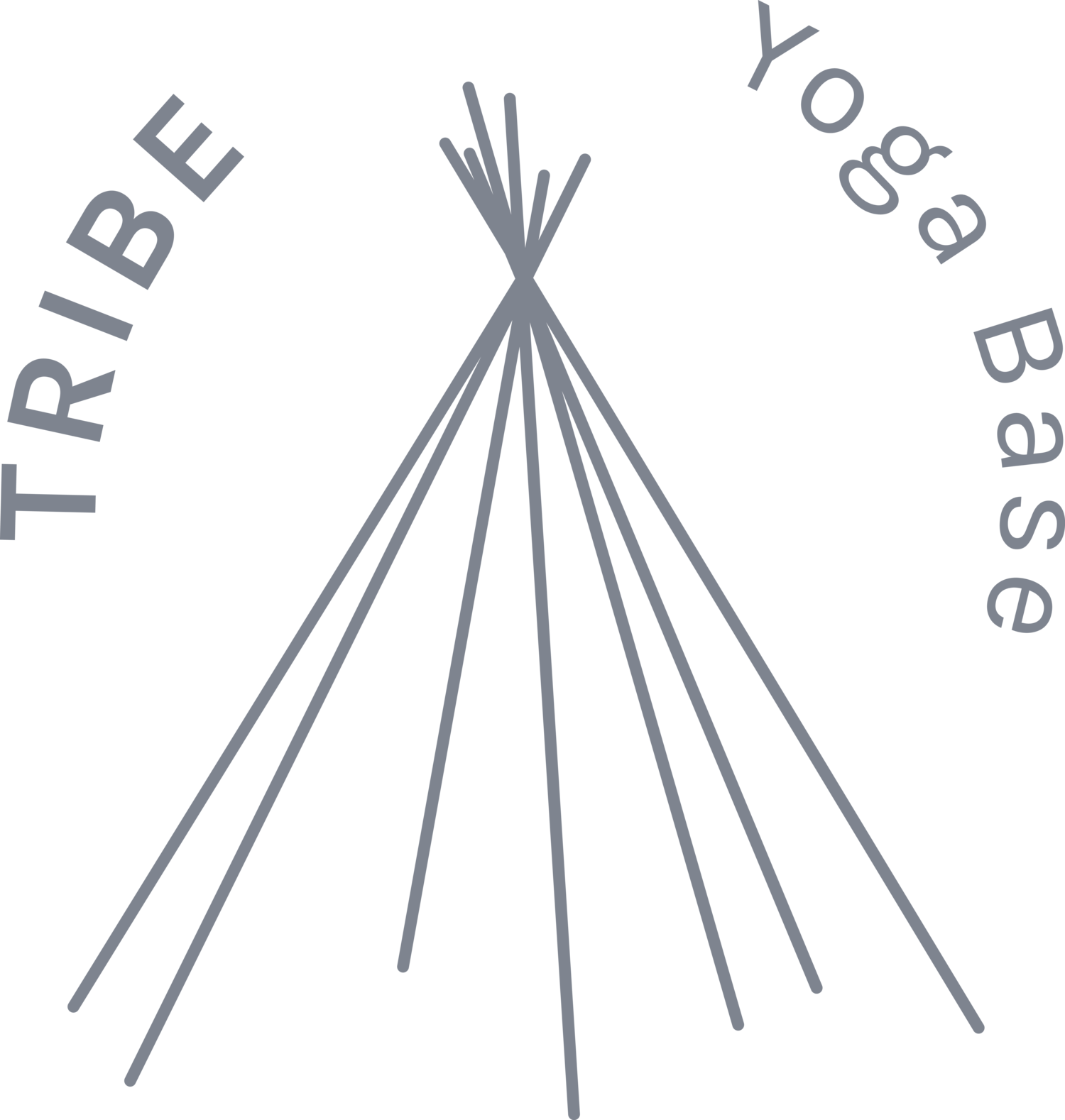 TRIBE Yoga Base