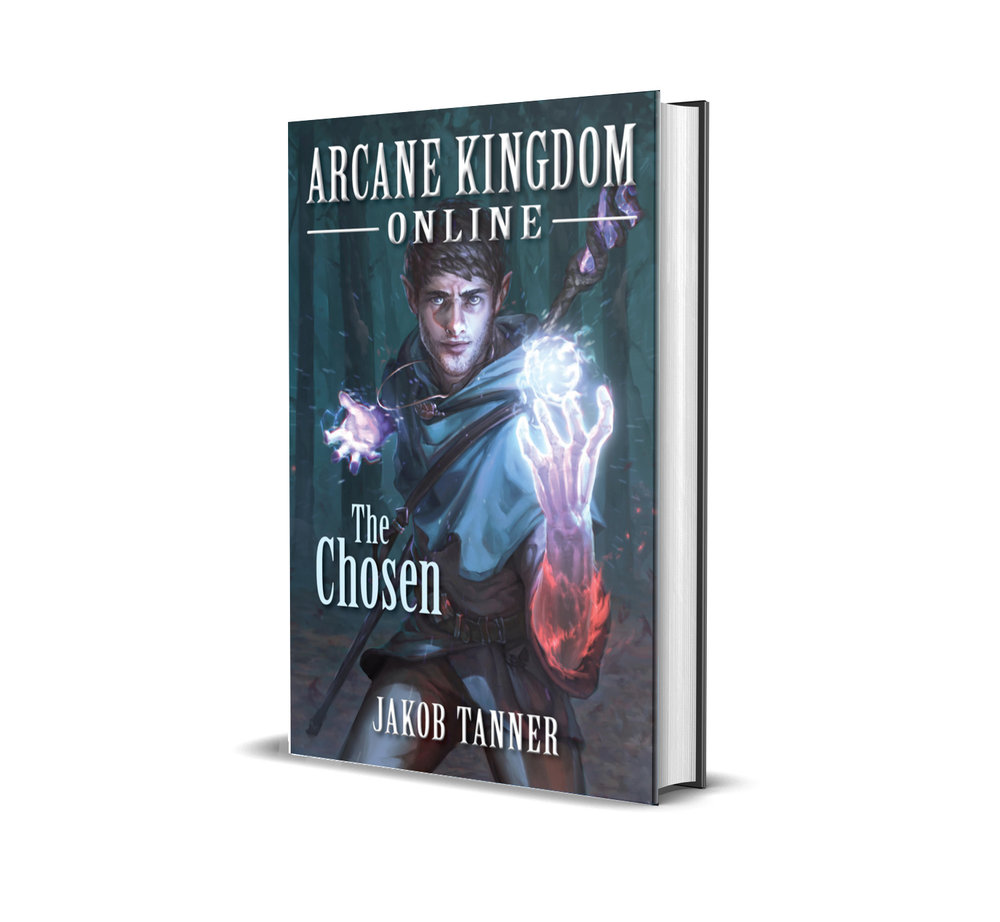 Arcane Kingdom Online: The Chosen - Log-in or die.Those are the only choices left for Clay Hopewell. Infected with the ZERO virus, he has less than twenty-four hours before he bites the dust. With no cure available, there's only one option left: digitally reincarnate himself in the most advanced virtual reality game ever, the mysterious and newly released Arcane Kingdom Online.Press play to start.