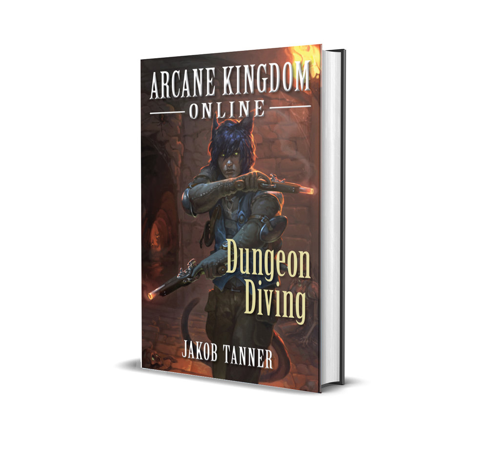 Arcane Kingdom ONline: Dungeon Diving - A free stand-alone ebook short story set in the Arcane Kingdom Online universe. Pick this up by signing up to my newsletter mailing list.