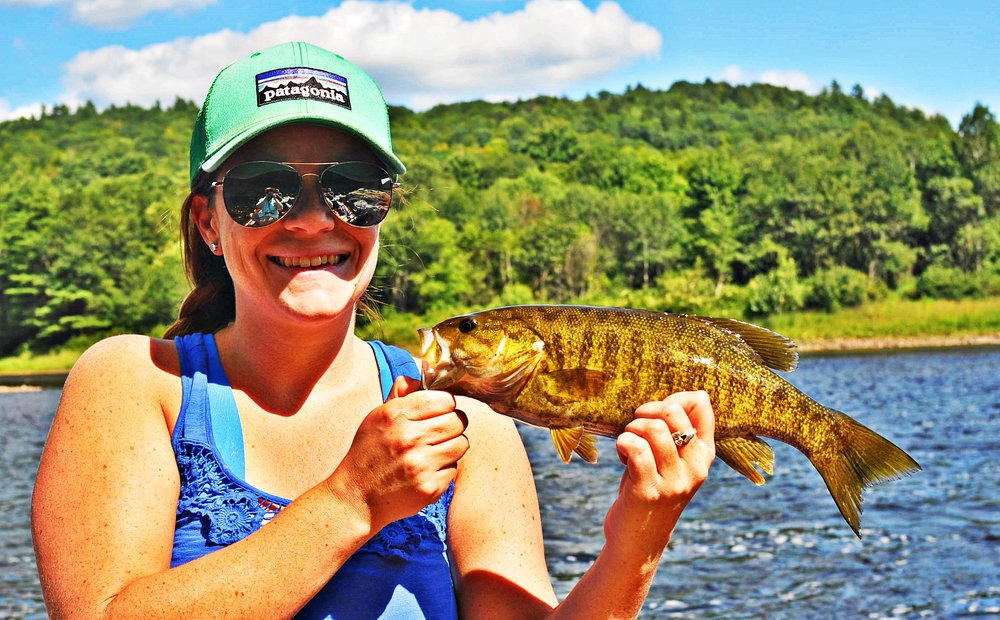 Guided Trips - We offer a variety of guided fishing trips covering multiple species and angler skill levels. With both fly fishing and conventional fishing we have the right trip for you.