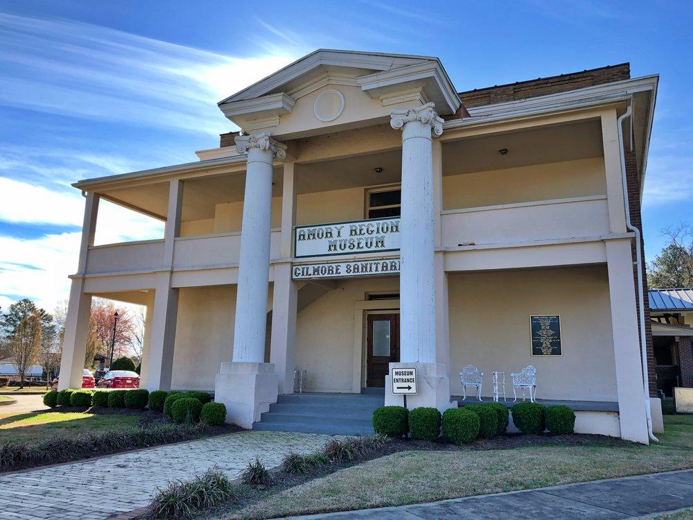 Amory Regional Museum