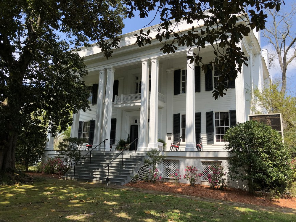 The Magnolias, Aberdeen, Mississippi, 1850