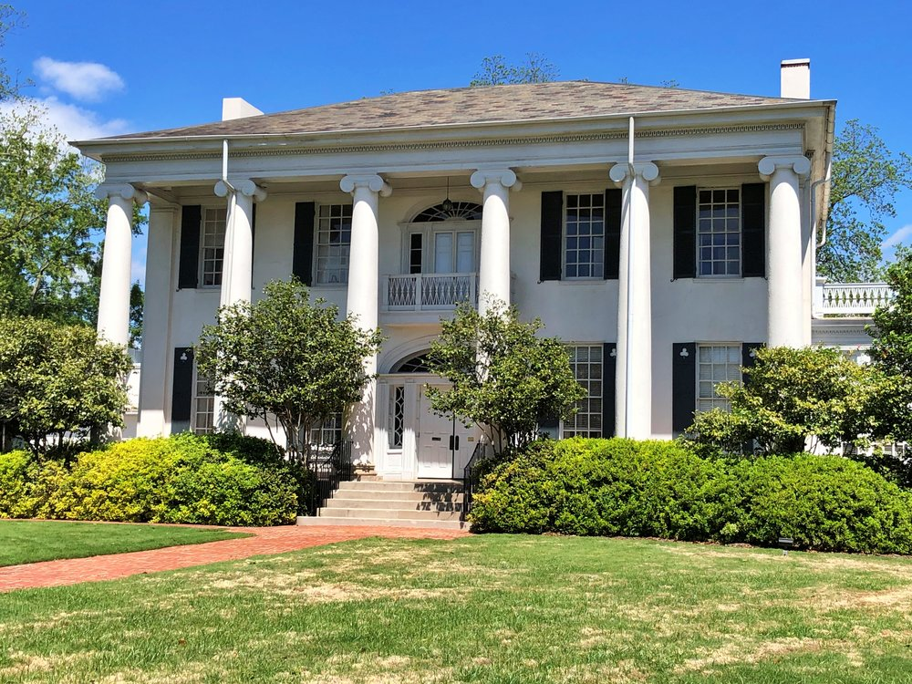 University Club, Univ of AL, 1834 … Photo by Caroline Pugh