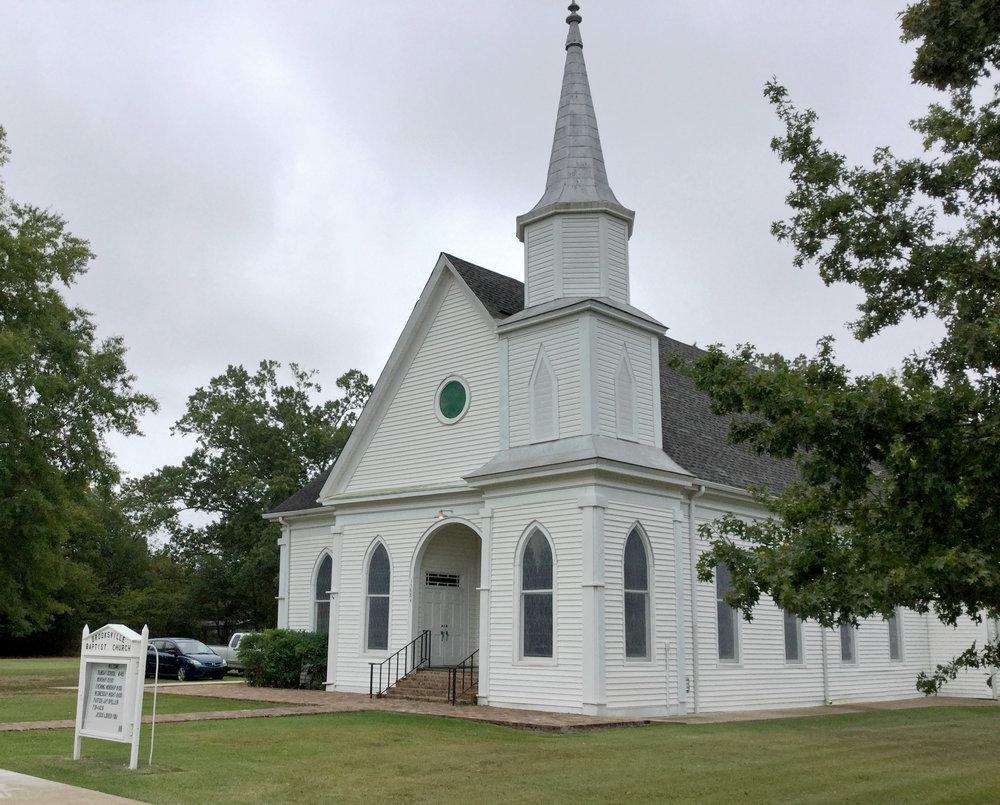 Brooksville Baptist Church, Brooksville, MS
