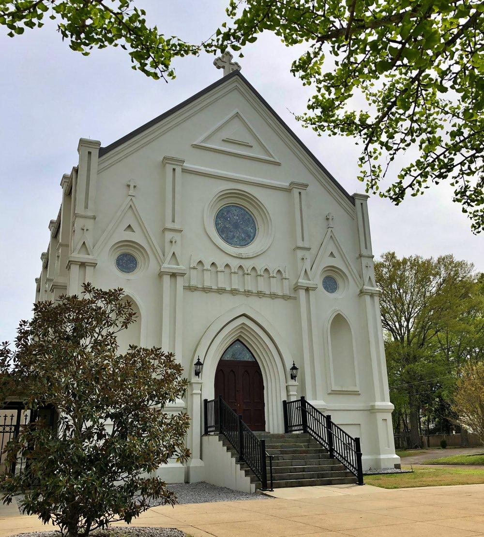 Church of the Annunciation Catholic, Columbus, Miss., 1863