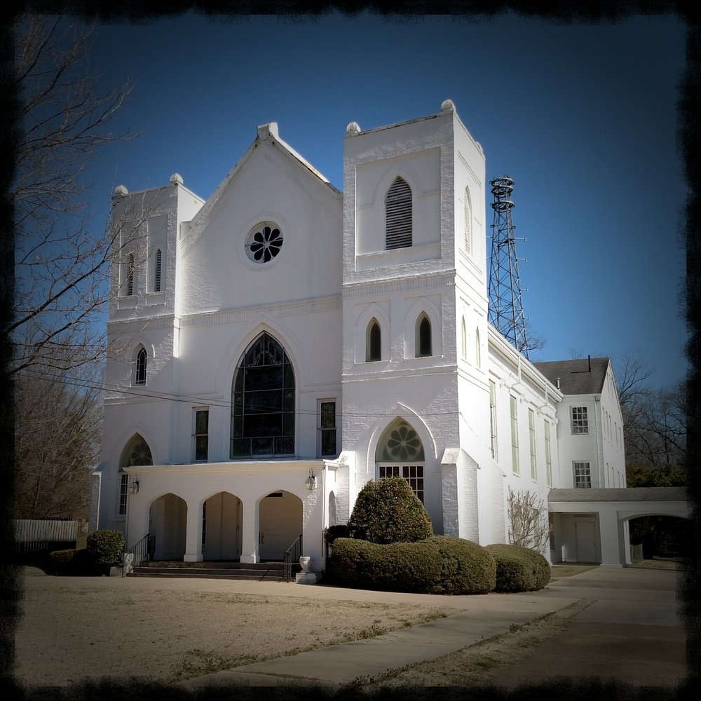 First United Methodist Church, Macon, MS, 1852