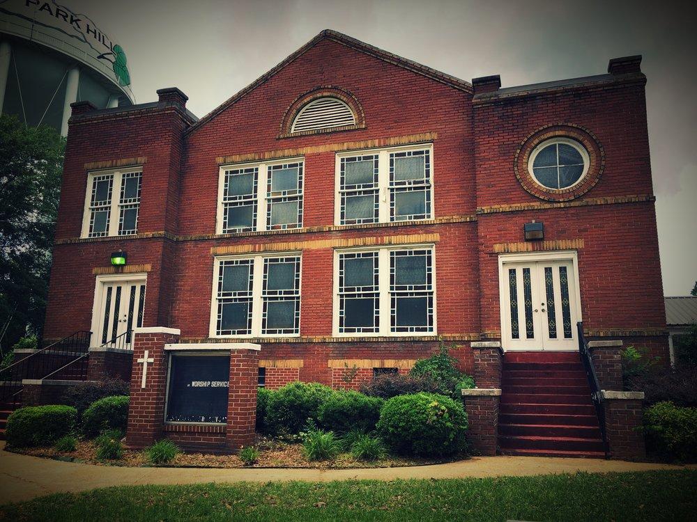 Spring Hill Missionary Baptist Church, Tupelo, Miss., 1921