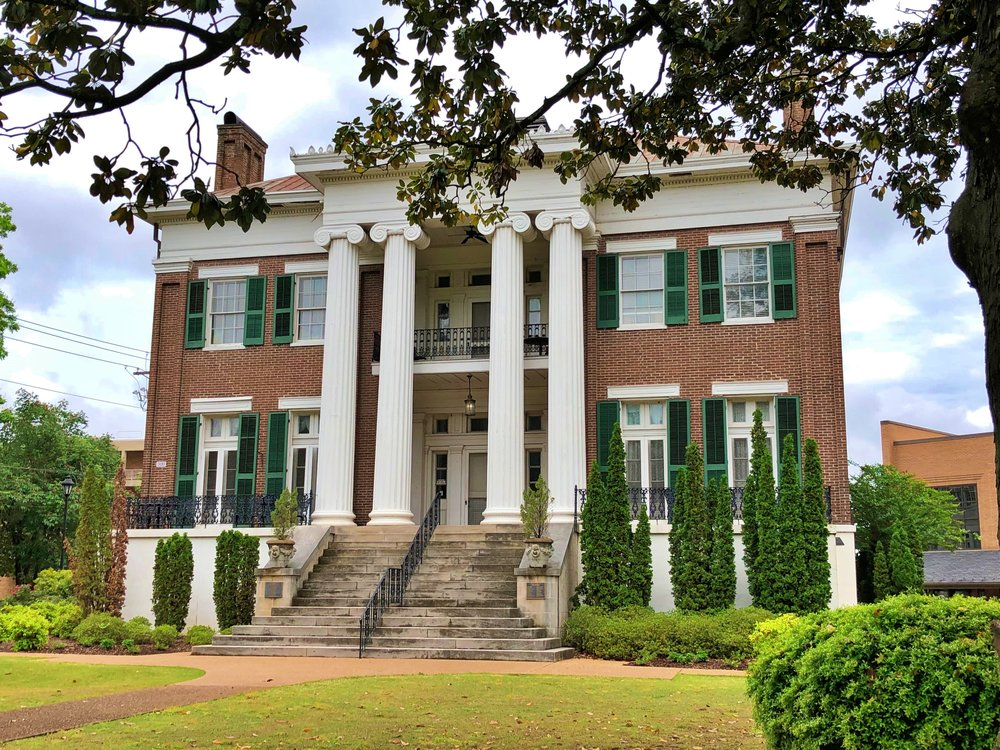 Courtview (Rogers Hall), University of North Alabama, built 1855