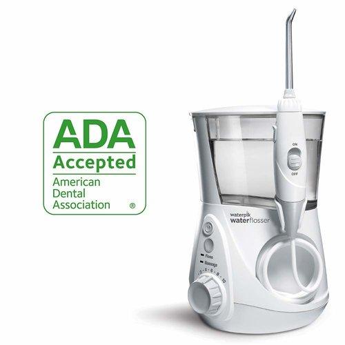 Waterpik Water Flosser Electric Dental Countertop Oral Irrigator For Teeth -