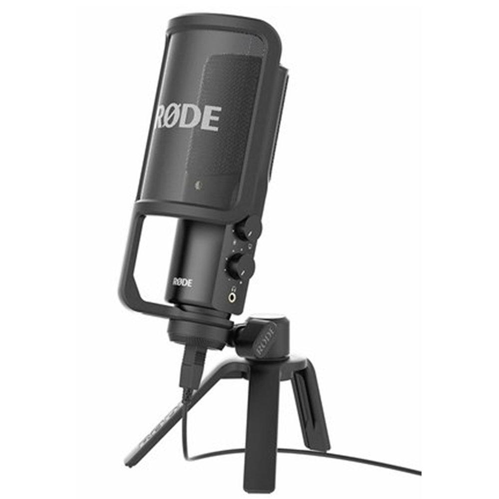 Rode NT-USB USB Condenser Microphone -