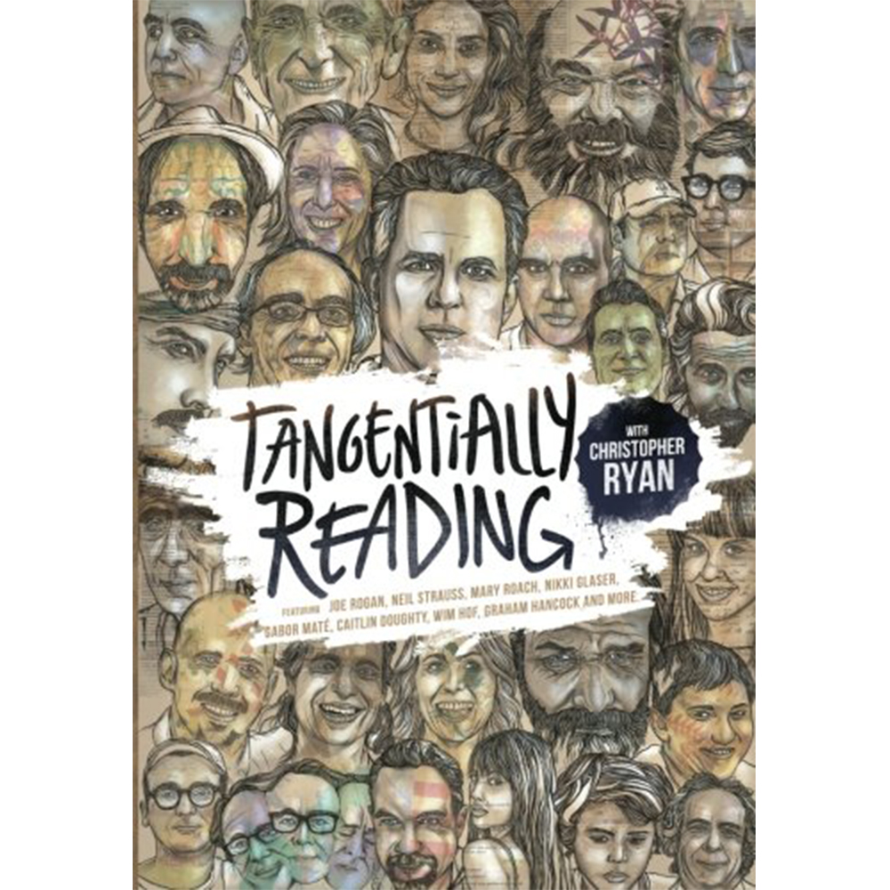 Tangentially Reading - by Christopher Ryan
