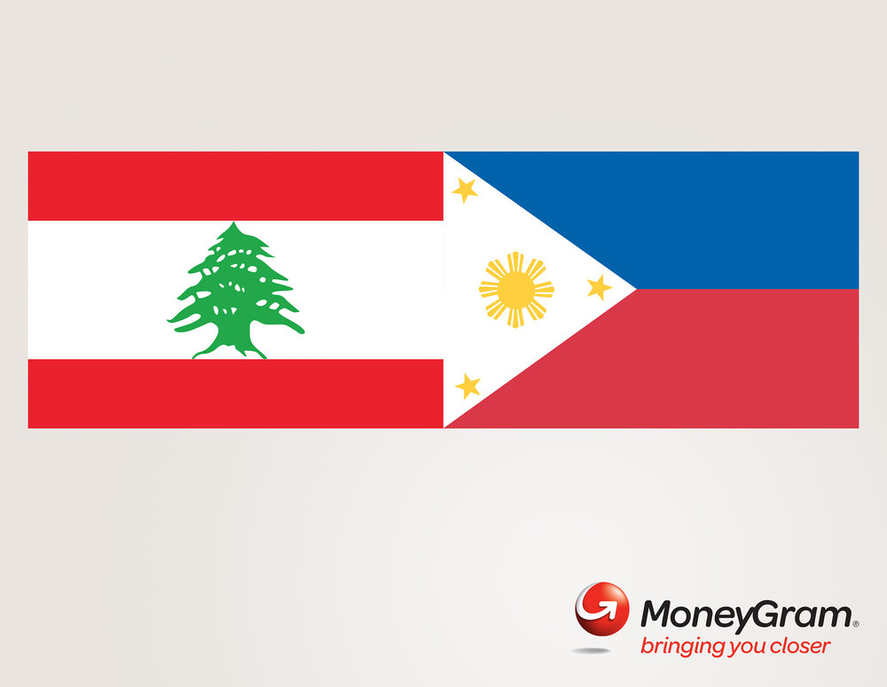 Moneygram 'Flags' Lebanon-Philippines
