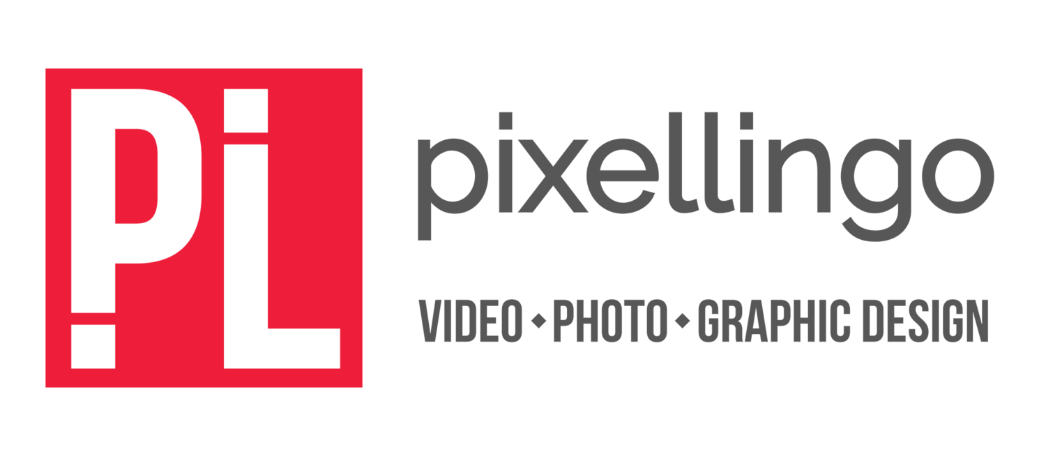 pixellingo - video, photography, graphic design, and motion graphics