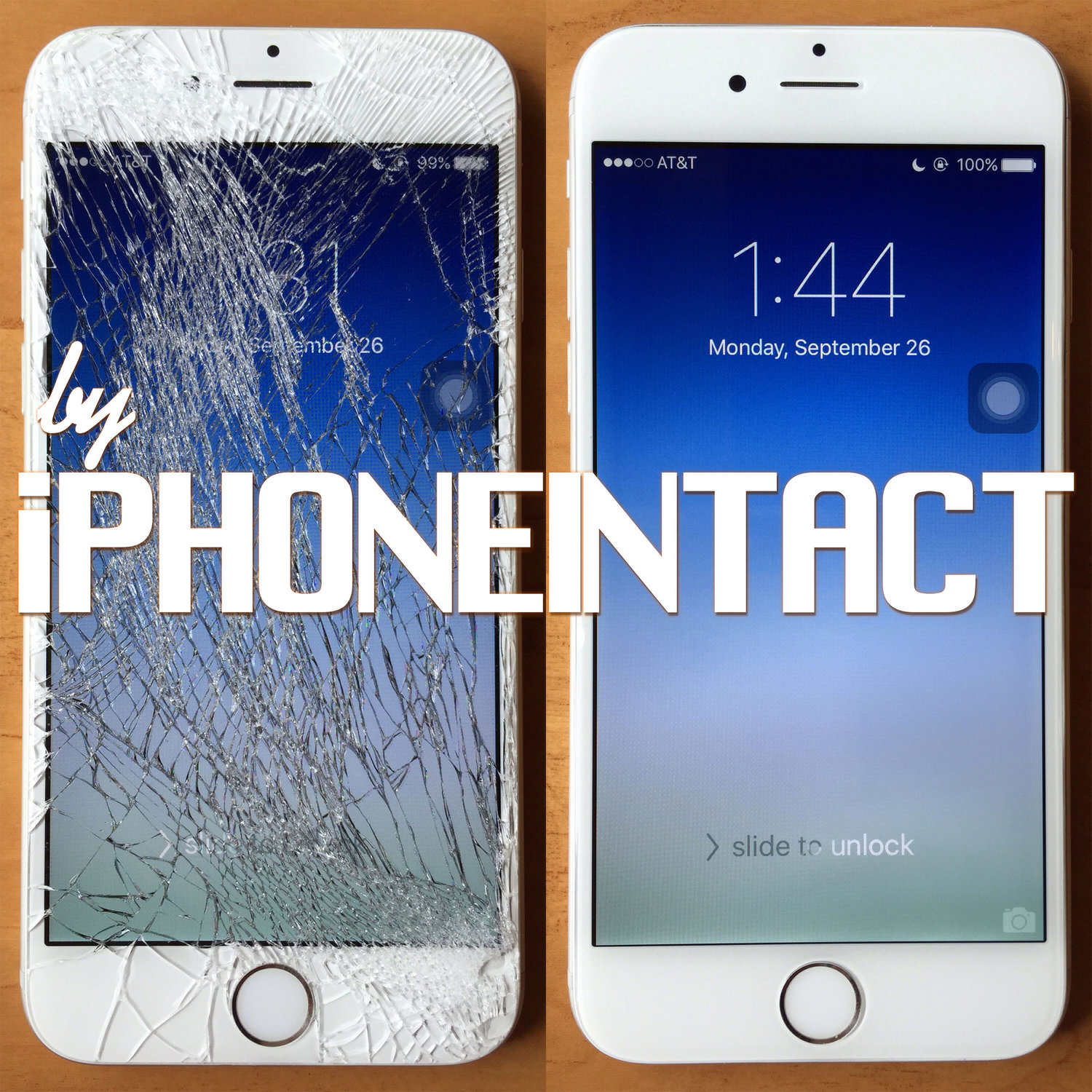 Raleigh's #1 Highest-Rated MOBILE iPhone Repair COMES to YOU.