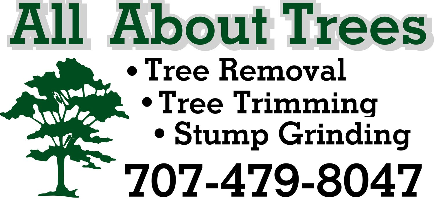 all about trees (707)479-8047